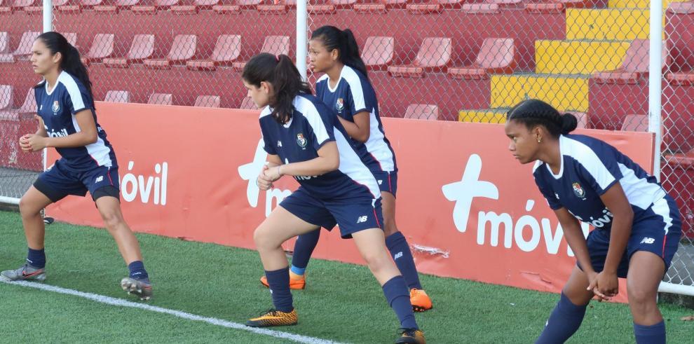 Selección femenina  de fútbol de Panamá