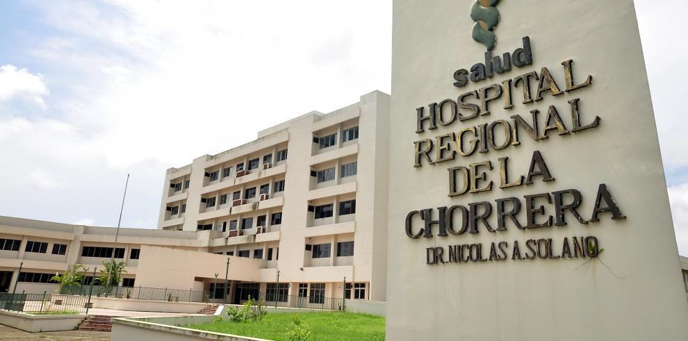 Fachada del Hospital Nicolás Solano