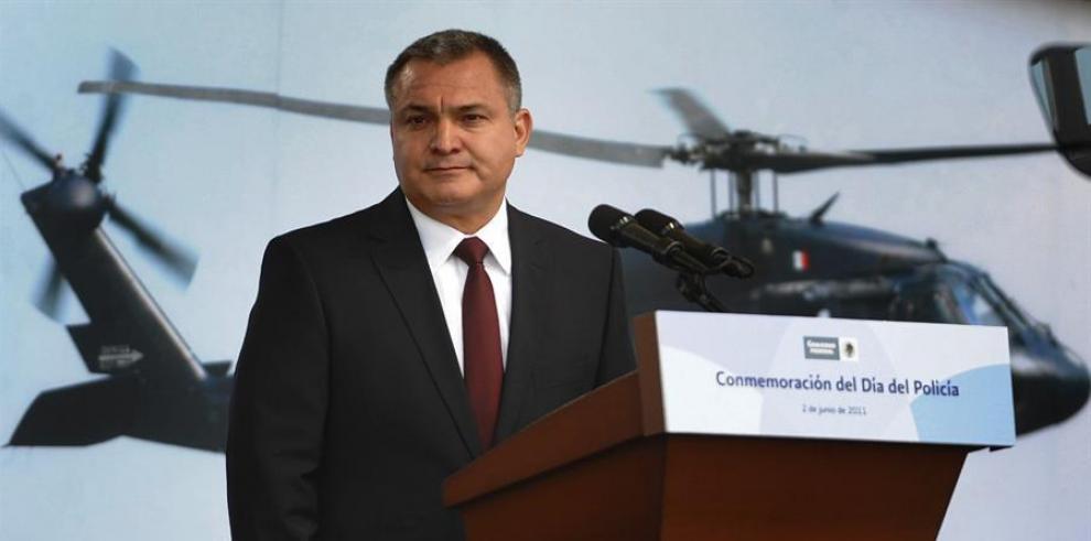 Secretario de Seguridad Pública (SSP) de México, Genaro García Luna