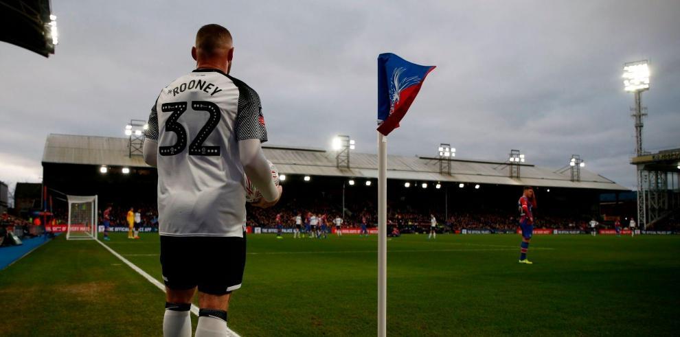 El Derby County, anclado en la parte baja de la Championship