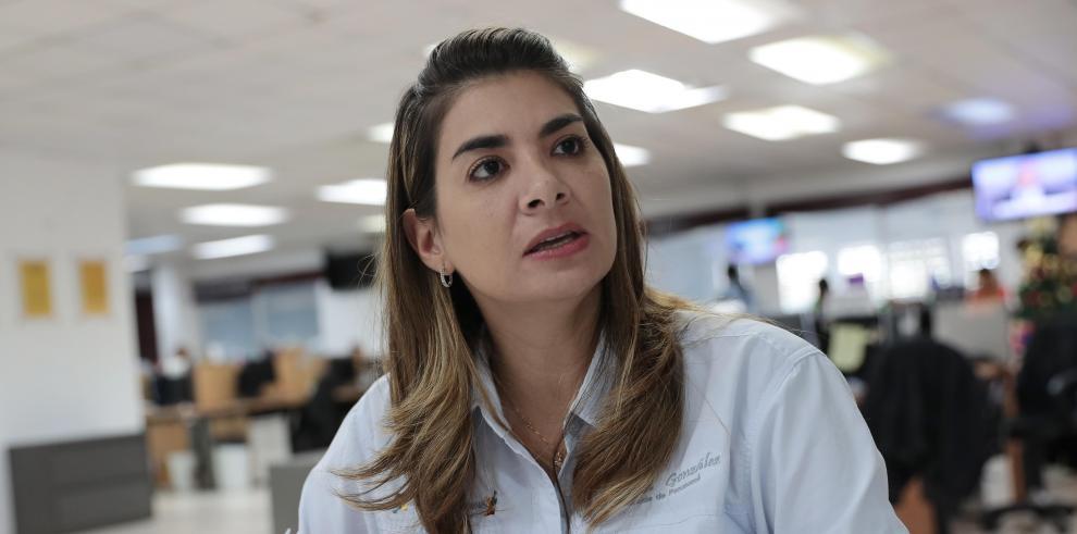 Paula Gonzalez, alcalde de Penonomé