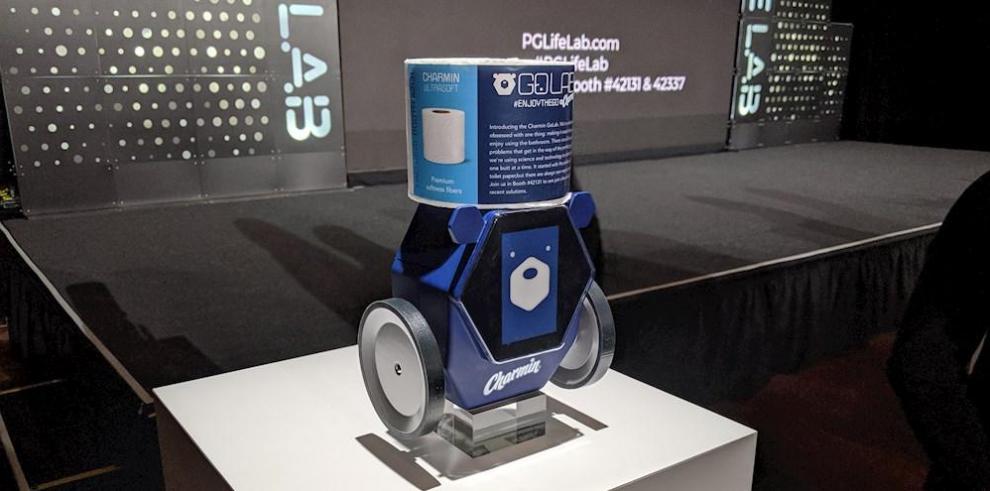 RollBot, CES 2020