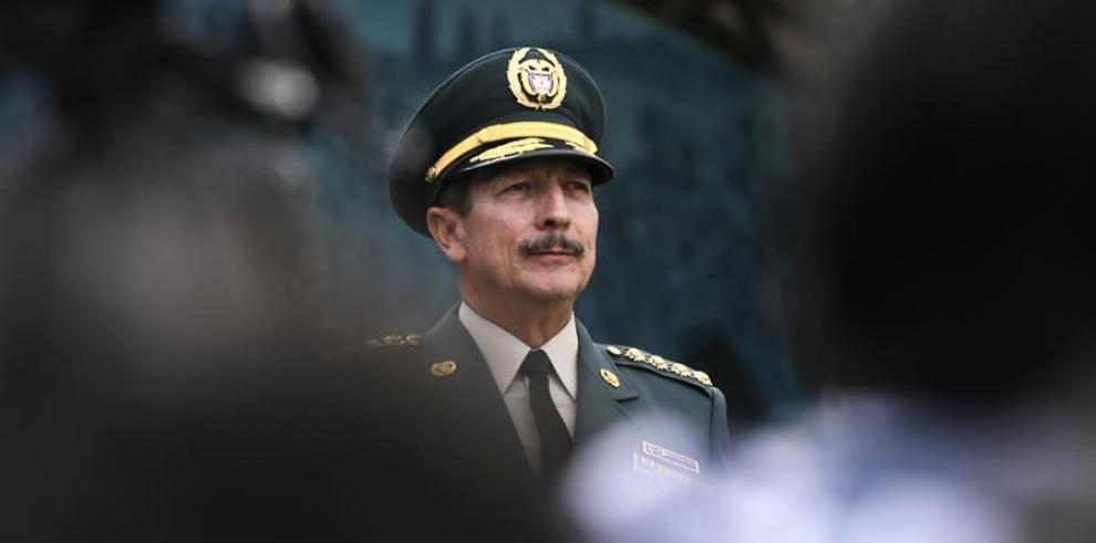 El excomandante del Ejército de Colombia, general Nicacio Martínez.