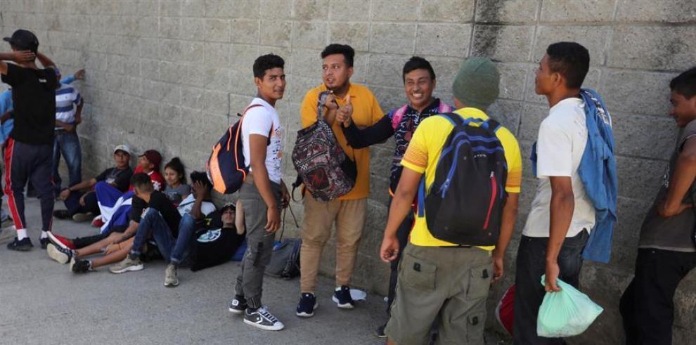 El endurecimiento de las leyes migratorias de Estados Unidos no ha hecho desistir a muchos ciudadanos de Honduras