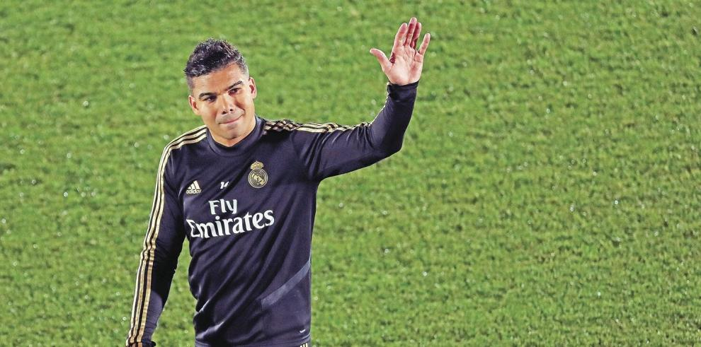 Casemiro_ Fue un placer y un honor jugar en el Real Madrid Castilla 0
