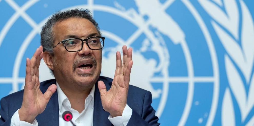 Director general de la OMS viaja a Pekín para apoyar lucha contra coronavirus
