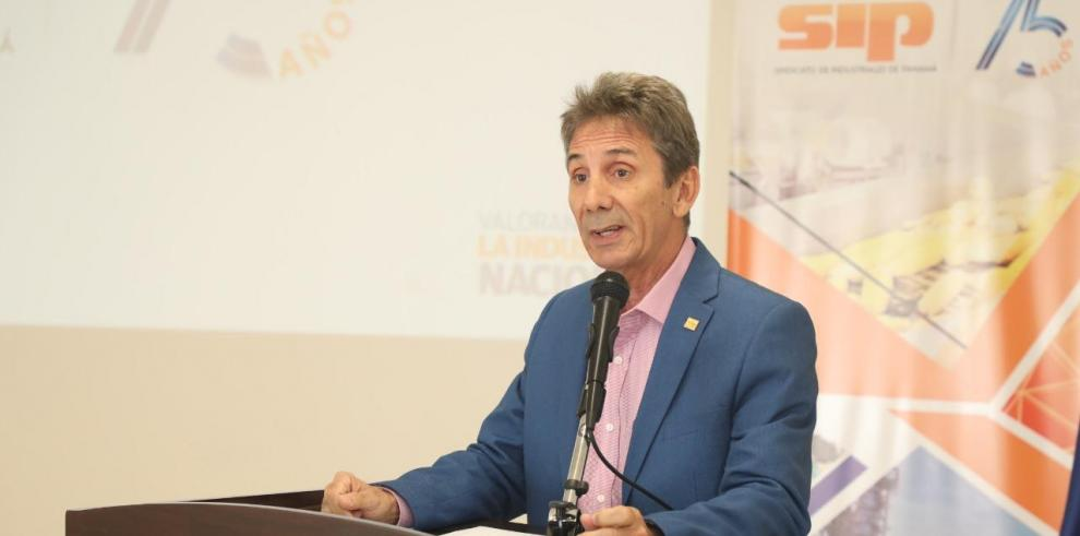 Aldo Mangravita, presidente del SIP