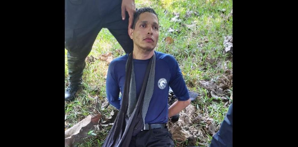 El prófugo de la justicia, Gilberto Ventura Ceballos.