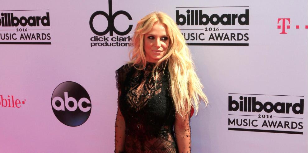 La cantante estadounidense, Britney Spears