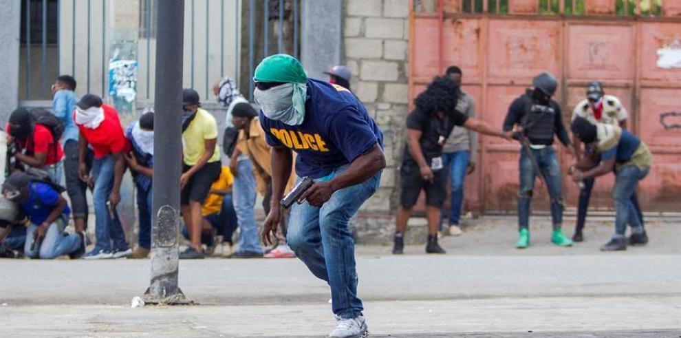 Protestas en Haití 2020