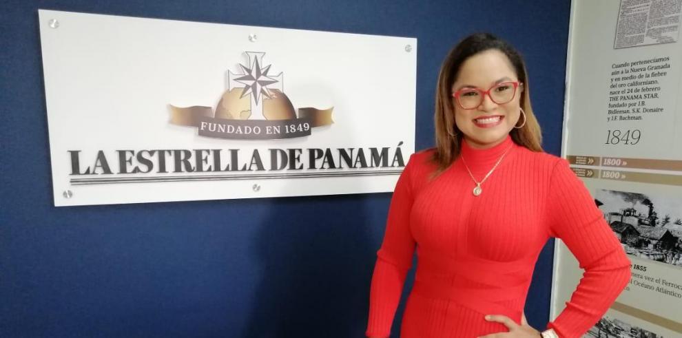 Daisy Chacón, abogada especialista en prevención de lavado de dinero