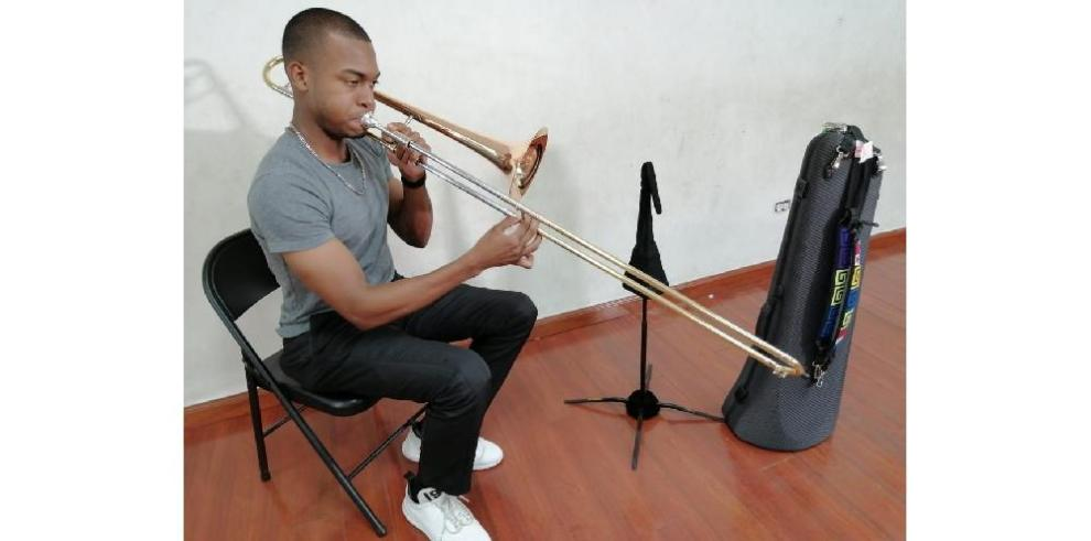John McCarthy, trombonista