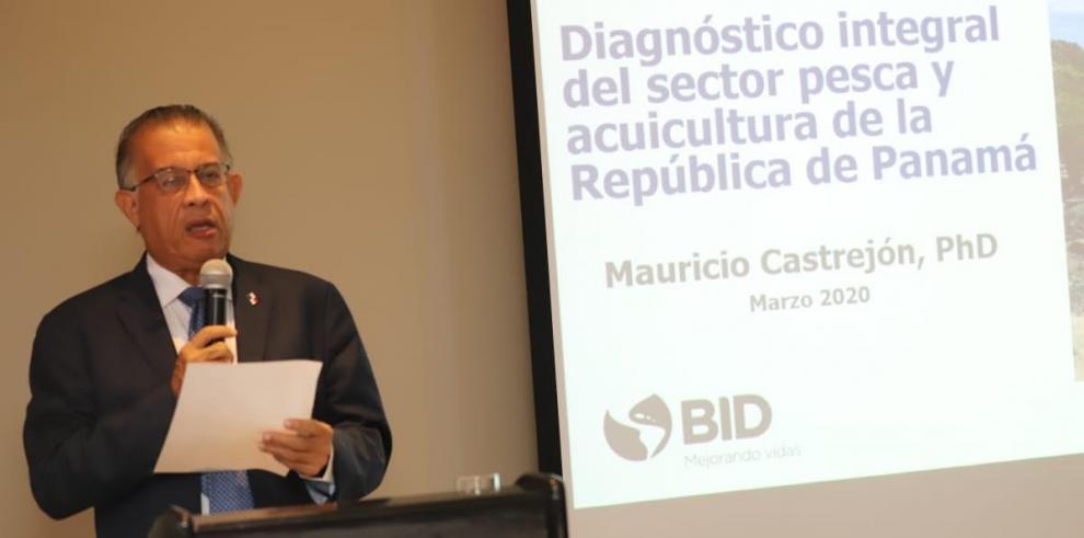 Augusto Valderrama, MIDA