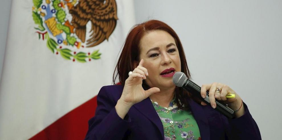 La excanciller de Ecuador María Fernanda Espinosa