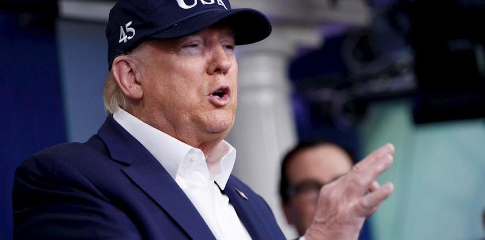 Donald J. Trump, presidente de EEUU