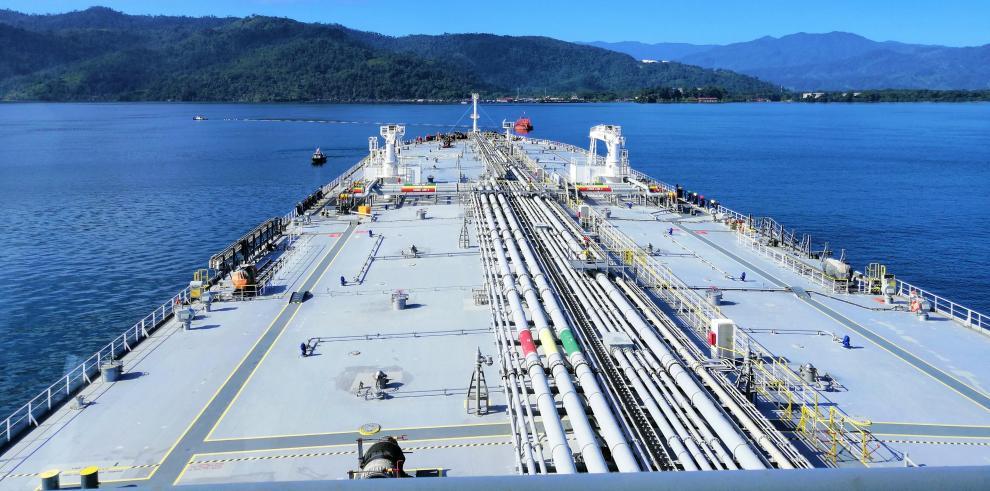 Terminal Atlántico de Petroterminal de Panamá S.A. (PTP).