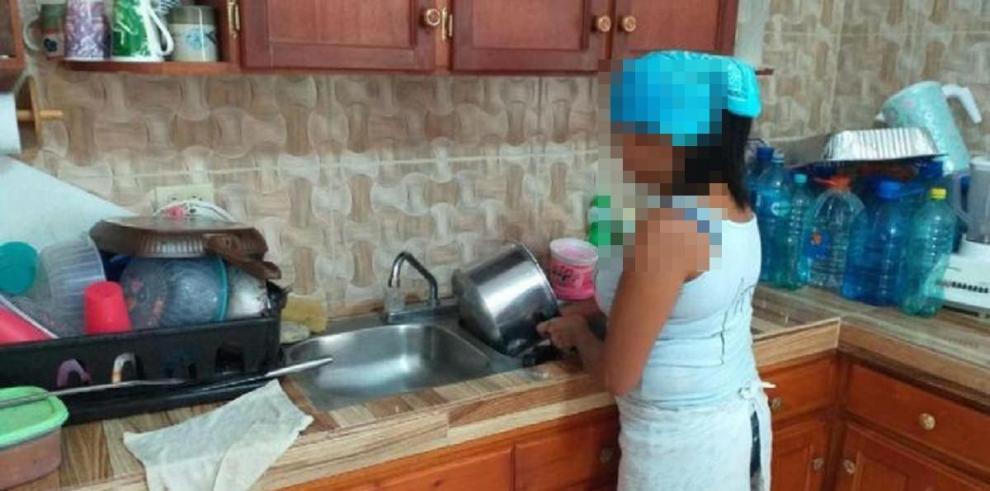Ilustrativa-trabajadora doméstica