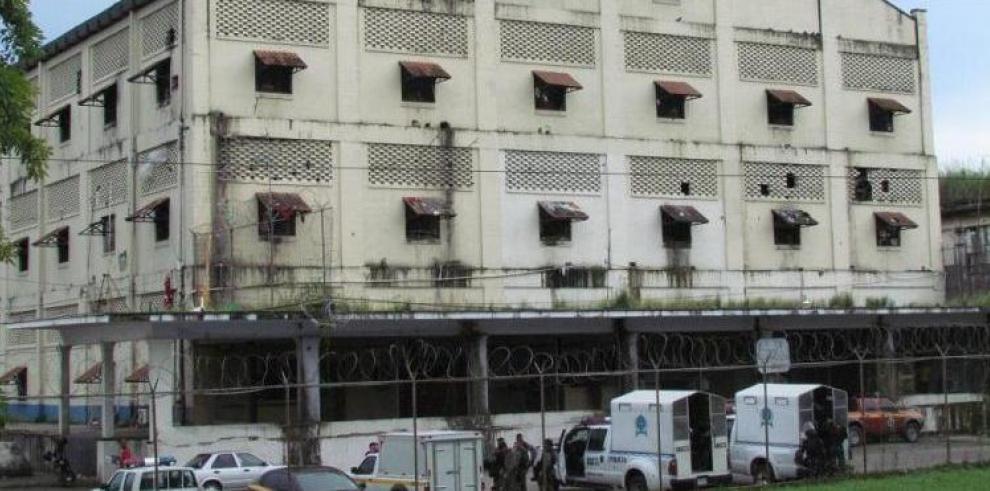 Complejo Penitenciario Nueva Esperanza, provincia de Colón