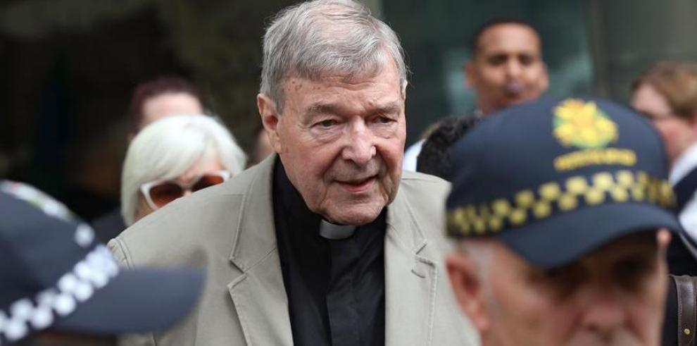 El Cardenal Pell será puesto en libertad tras revertirse su condena por pederastia