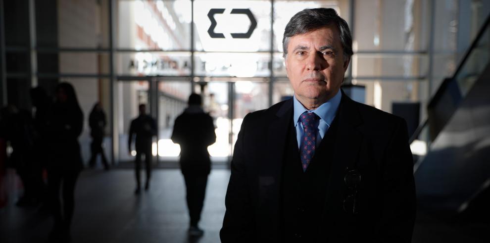 Director del  IICA, Manuel Otero
