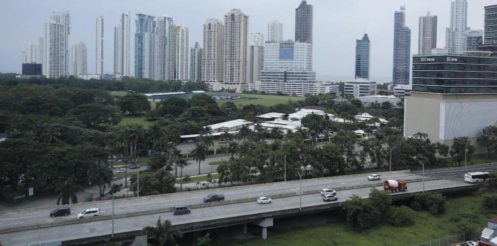 Panorámica de la ciudad de Panamá