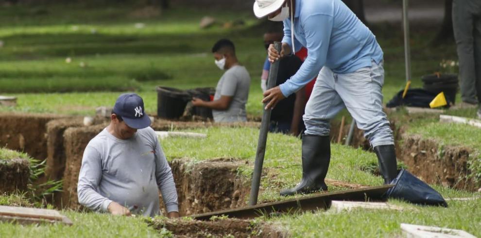 Exhumaciones de caídos y víctimas del 20 de diciembre de 1989