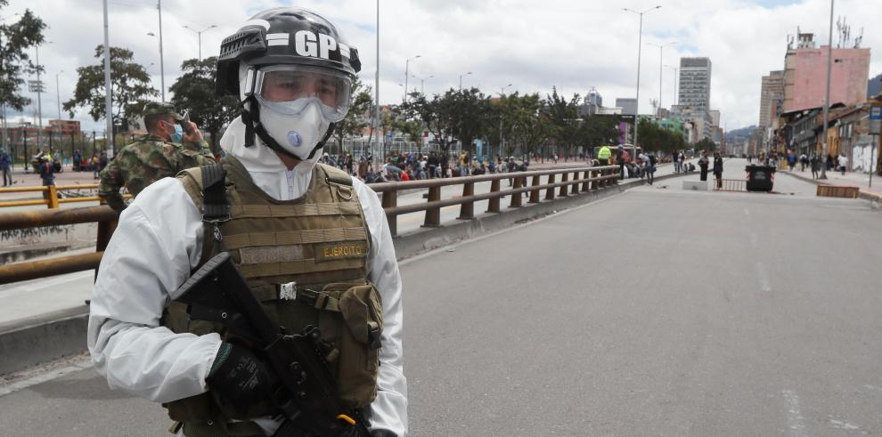 Soldado de Colombia