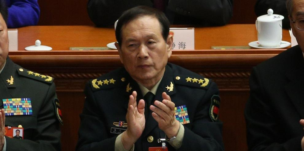 El ministro de Defensa de China Wei Fenghe