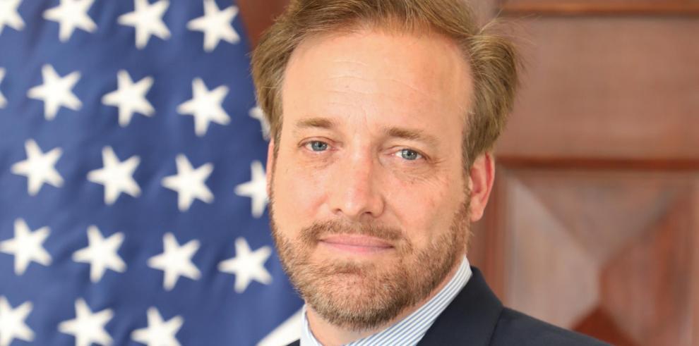Stewart Tuttle, nuevo encargado de Negocios de EEUU en Panamá..