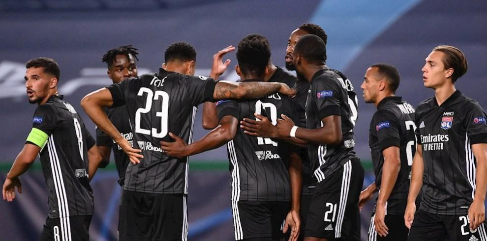 El Lyon derrota al City de Guardiola