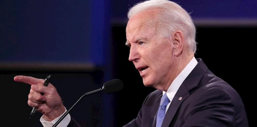 Joe Biden, candidato presidencial de EEUU