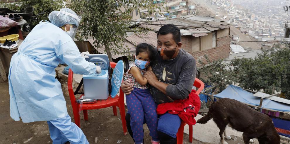 Vacunación de Polio