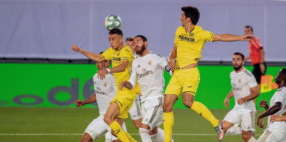 El Villareal y Real Madrid
