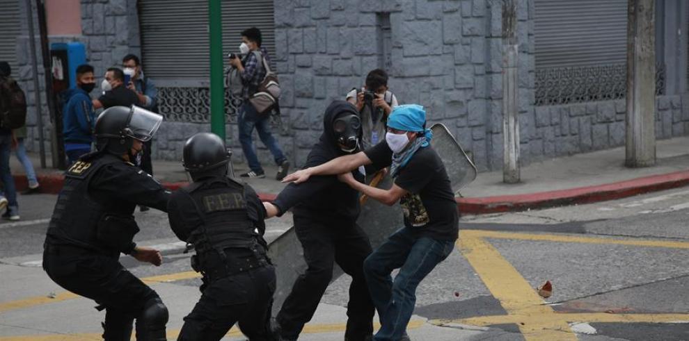 Guatemala protestas