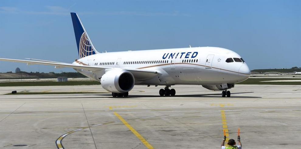 El plan de United es hacer vuelos charter entre los aeropuertos de Bruselas y Chicago
