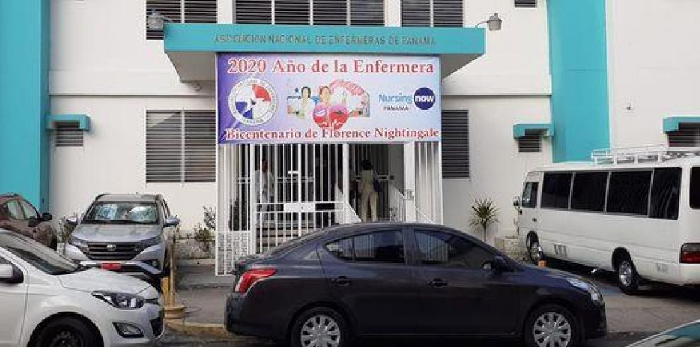 Sede de la Asociación Nacional de Enfermeras de Panamá, ANEP