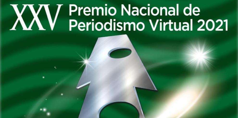 Se cumplen 25 años de la realización del Premio Nacional de Periodismo.