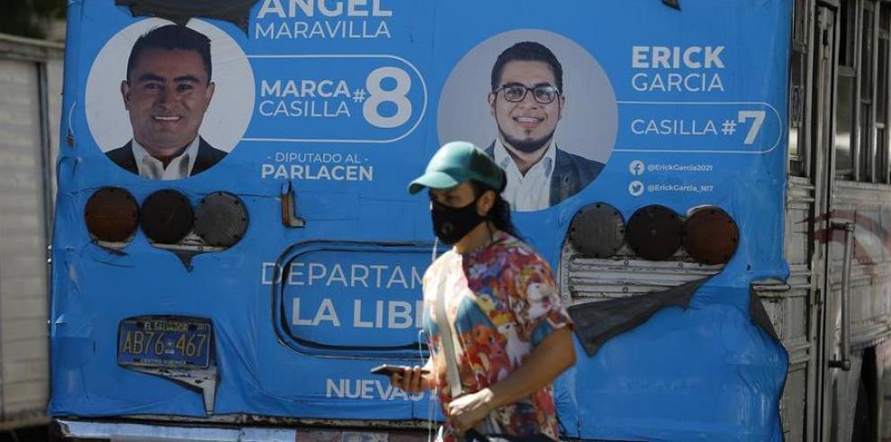El Salvador elecciones