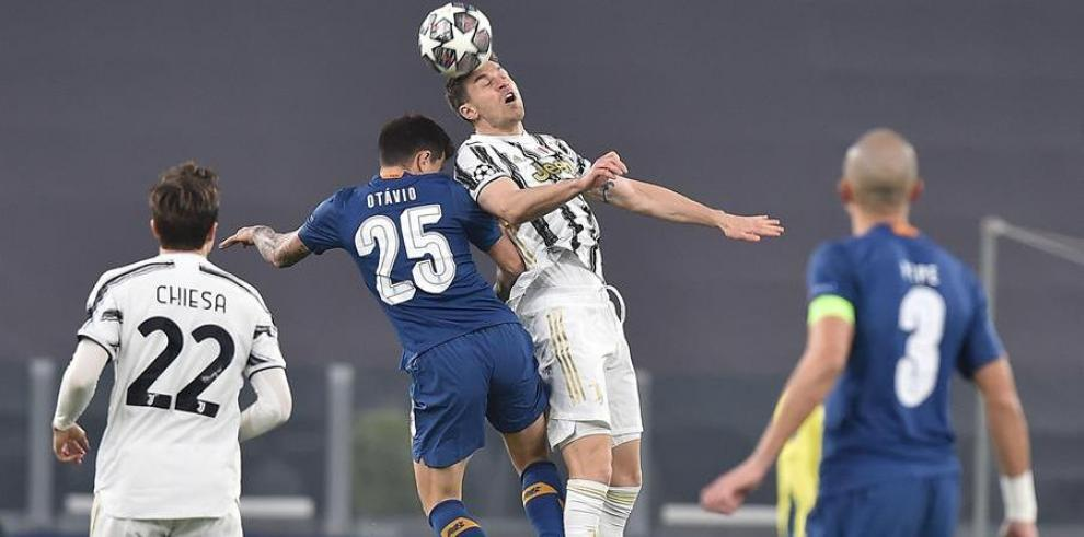 Juventus eliminada de la Liga de Campeones