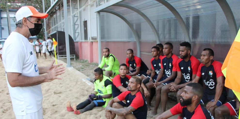 Selección de futbol playa de Panamá