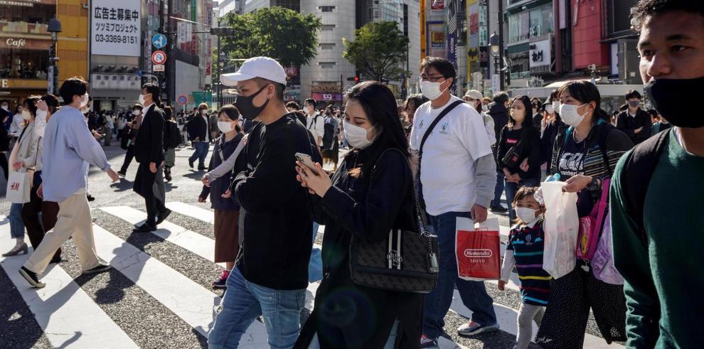 Japón declara una tercera emergencia por covid en Tokio a 3 meses de los JJOO