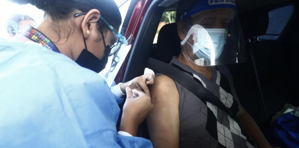 Vacunación Panamá