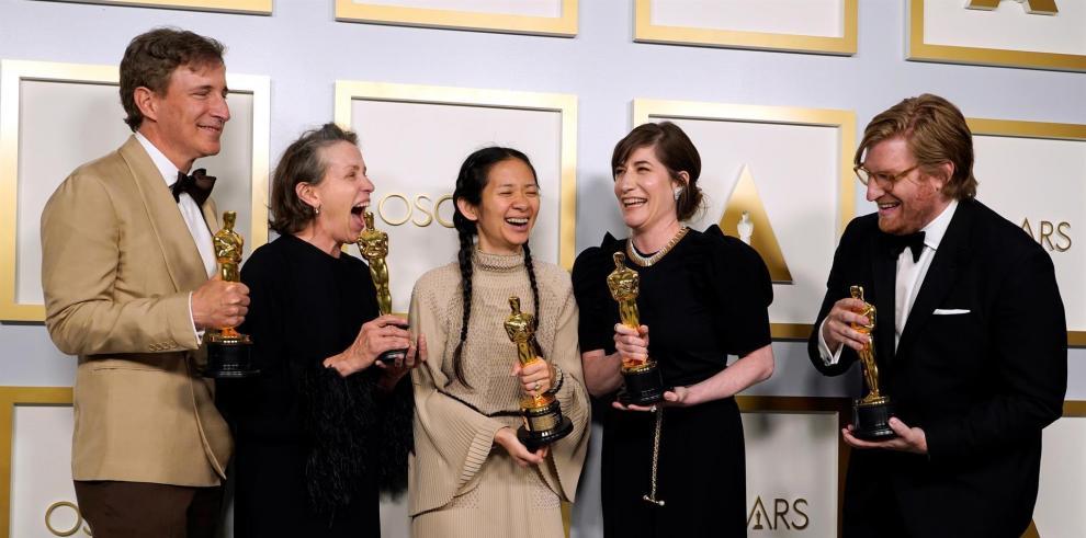 Frances Mcdormand Oscars 2021