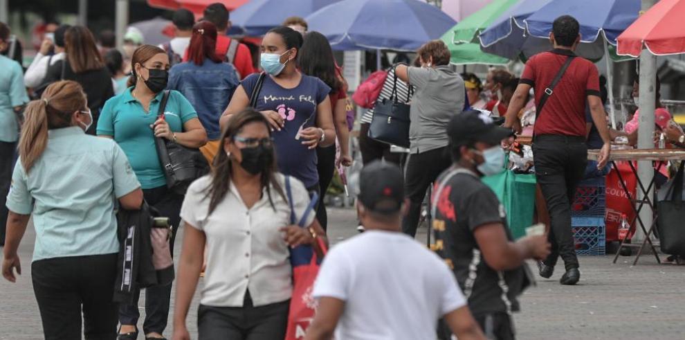 Ciudad de Panamá 2021 covid