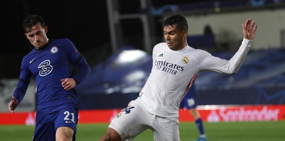 Real Madrid y Chelsea empataron 1-1 en el partido de ida de las semifinales