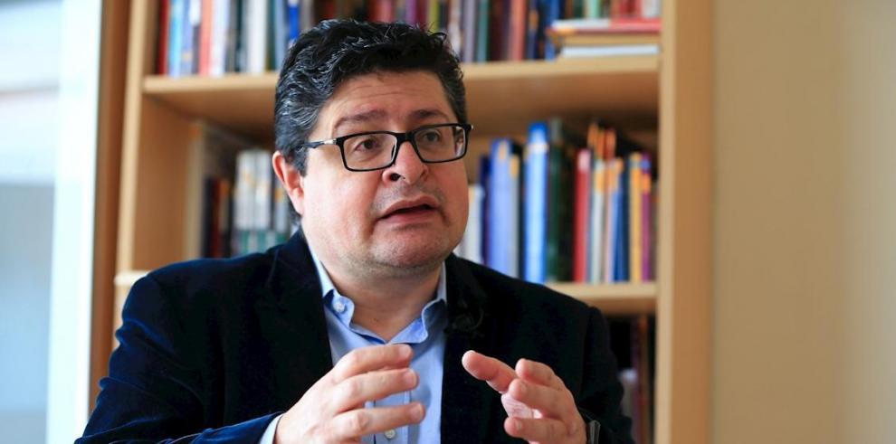 César Ricaurte, director ejecutivo de Fundamedios en Quito (Ecuador).