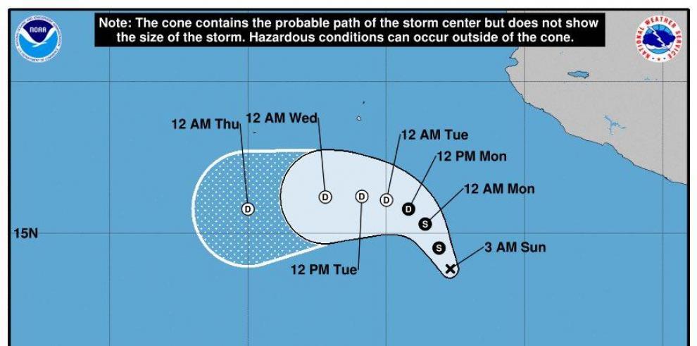 Tormenta tropical Andrés