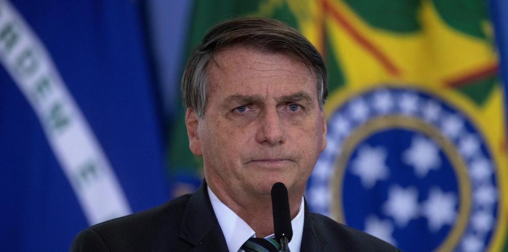 Varias ONG piden rechazar a Brasil en la OCDE por políticas de Bolsonaro