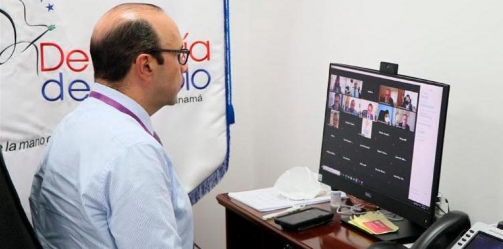 Eduardo Leblanc, ombudsman de Panamá