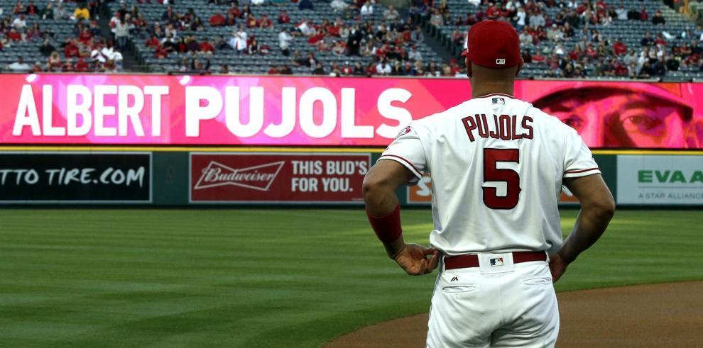 Albert Pujols, fue anunciado como nuevo refuerzo de los Dodgers de Los Ángeles, tras casi una década con los Angelinos.